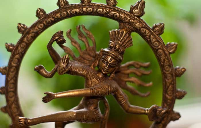Samir Jajjawi Prozess Beratung - Shiva Figur